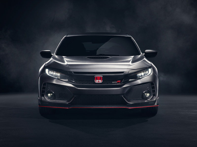 2016 Honda Civic Type R Concept High Resolution Exterior - image 689975