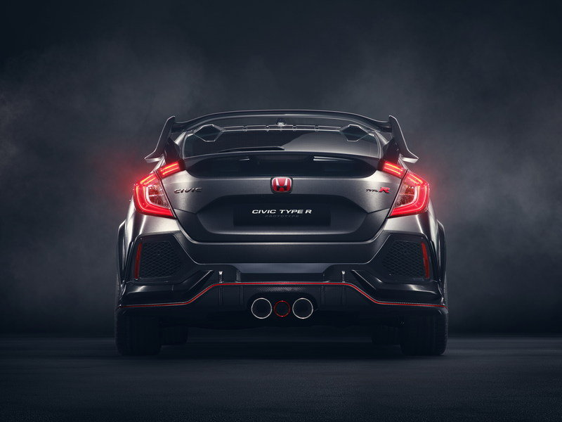 2016 Honda Civic Type R Concept High Resolution Exterior - image 689976