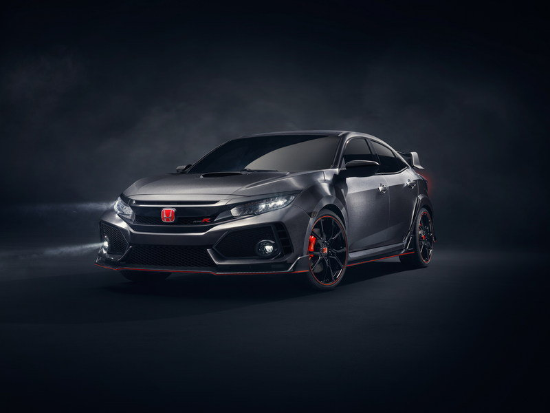 2016 Honda Civic Type R Concept High Resolution Exterior - image 689972