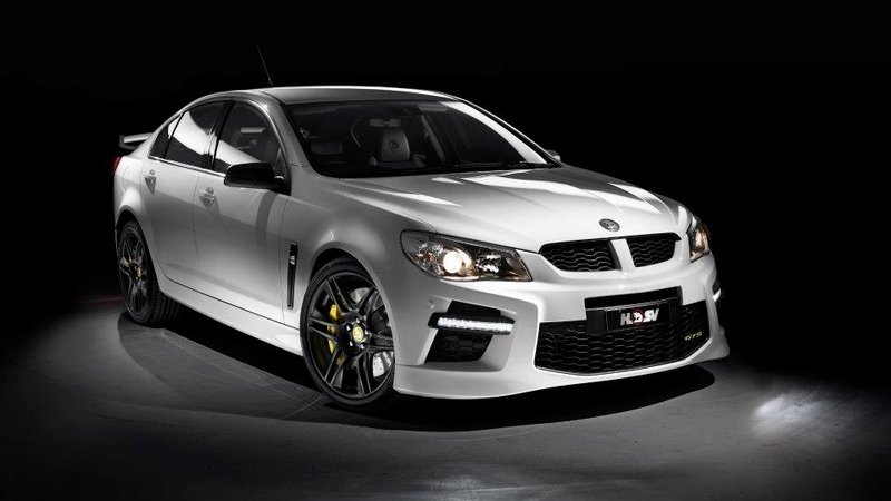 HSV to Give the Commodore a Very Fitting Farewell