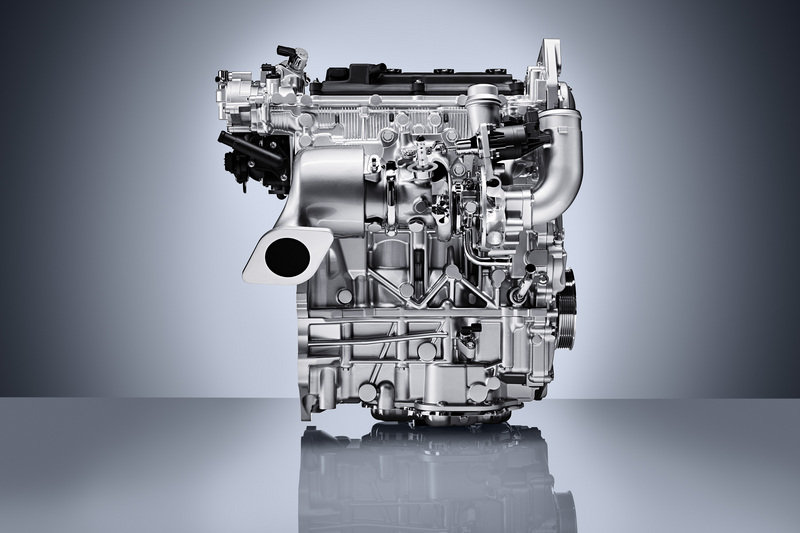 Infiniti Debuts the VC-Turbo: The World's First Production-Ready Variable Compression Engine High Resolution Drivetrain - image 690375