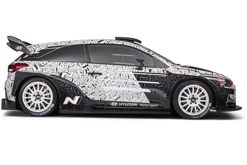 Hyundai i20 WRC High Resolution Exterior - image 690011