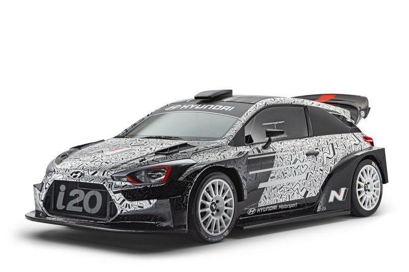 Hyundai i20 WRC High Resolution Exterior - image 690012