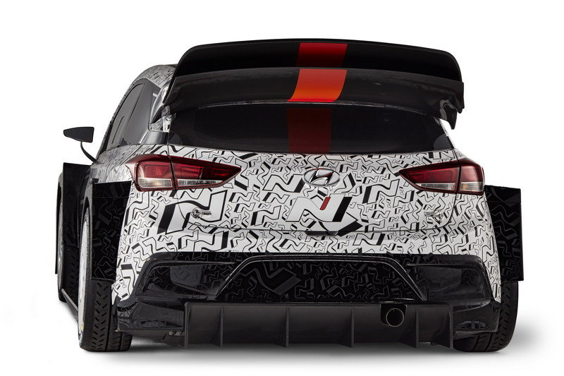 Hyundai i20 WRC High Resolution Exterior - image 690013