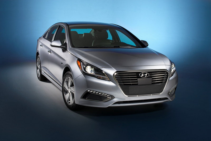 2017 Hyundai Sonata Plug-in Hybrid Electric Vehicle