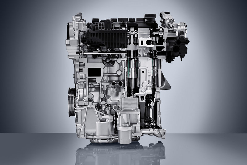 Infiniti Debuts the VC-Turbo: The World's First Production-Ready Variable Compression Engine High Resolution Drivetrain - image 690385