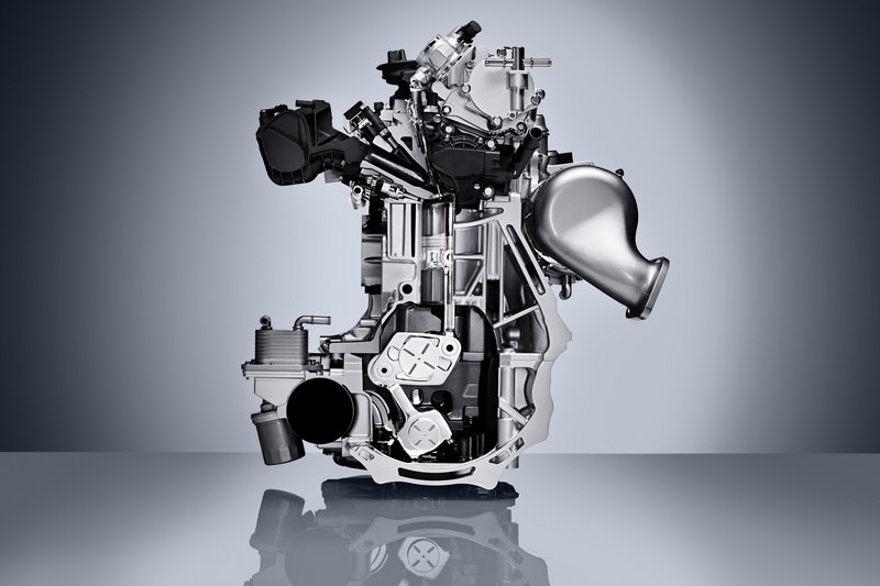 Infiniti Debuts the VC-Turbo: The World's First Production-Ready Variable Compression Engine High Resolution Drivetrain - image 690384