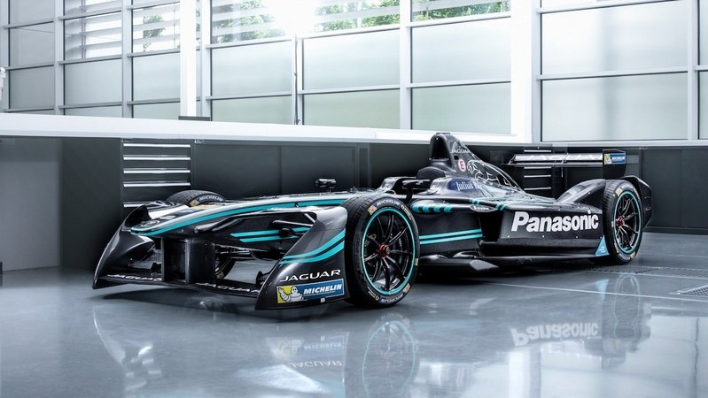Jaguar Returns to Top-Level Racing with the I-Type
