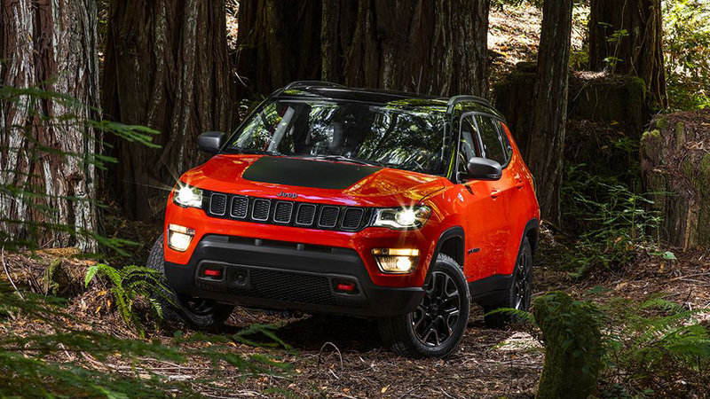 2017 Jeep Compass Exterior - image 689594