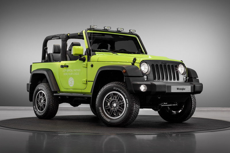 2017 Jeep Wrangler Rubicon with MoparONE pack High Resolution Exterior - image 688821
