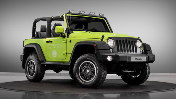 2017 jeep wrangler rubicon with moparone pack truck review top speed. Black Bedroom Furniture Sets. Home Design Ideas