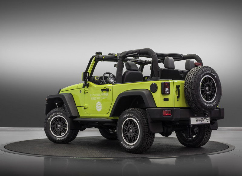 2017 Jeep Wrangler Rubicon with MoparONE pack High Resolution Exterior - image 688820