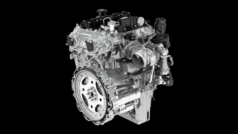 JLR's Ingenium Powertrain Family is Getting a Little Bigger