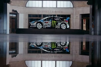 Ken Block Turns an Industrial Park into a Playground in Gymkhana NINE - image 688201
