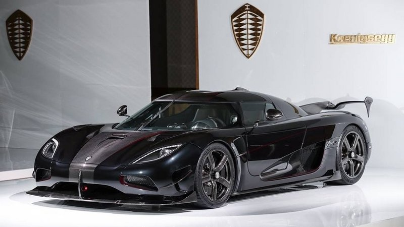 Koenigsegg Agera Reviews Specs Prices Top Speed