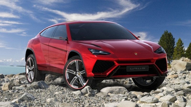 Lamborghini Wants To Target Women And Families With The Urus SUV