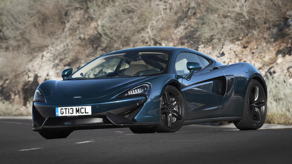 2017 McLaren 570GT By MSO Concept Review