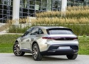 Mercedes EQC vs Mercedes Generation EQ Concept - image 690141