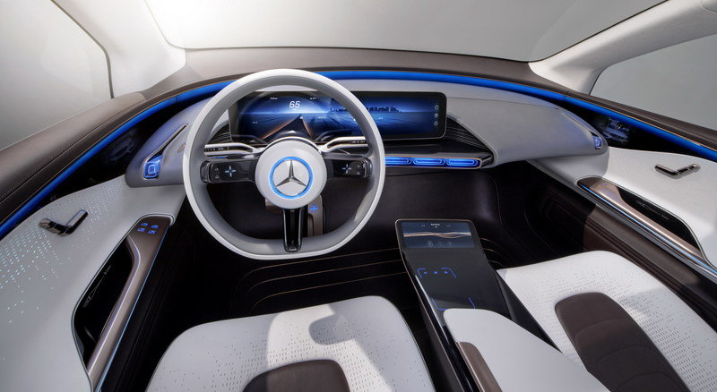 "2016 Mercedes‑Benz ""Generation EQ"" Concept High Resolution Interior - image 690150"