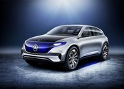 Mercedes EQC vs Mercedes Generation EQ Concept - image 690156