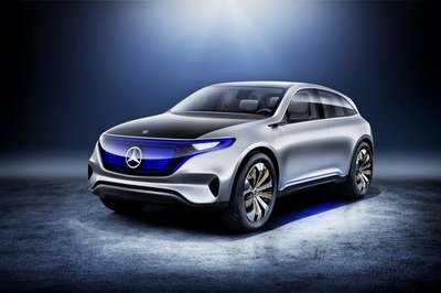"2016 Mercedes‑Benz ""Generation EQ"" Concept - image 690156"