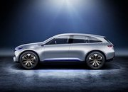 Mercedes EQC vs Mercedes Generation EQ Concept - image 690157