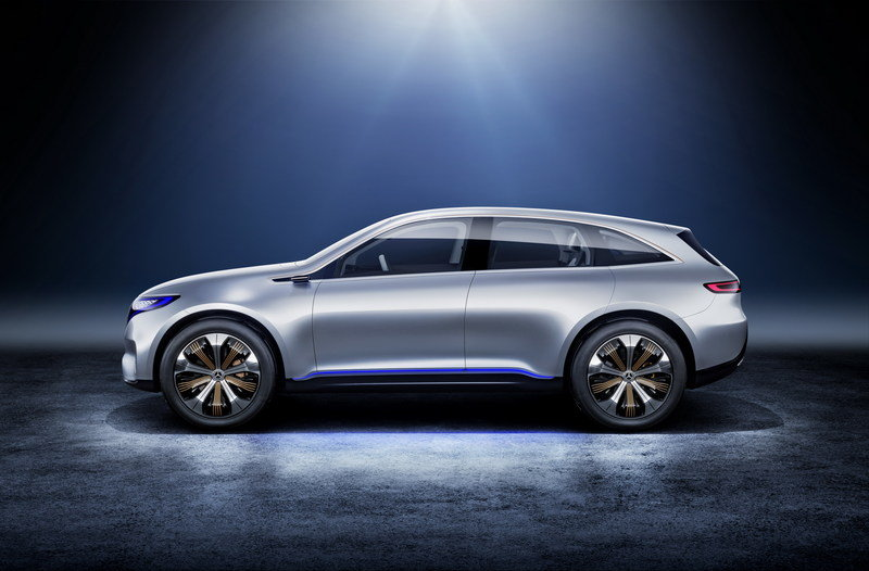 "2016 Mercedes‑Benz ""Generation EQ"" Concept High Resolution Exterior - image 690157"