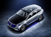 Mercedes EQC vs Mercedes Generation EQ Concept - image 690159
