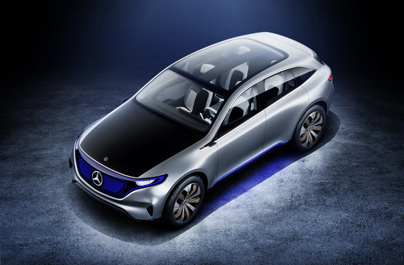 "2016 Mercedes‑Benz ""Generation EQ"" Concept High Resolution Exterior - image 690159"