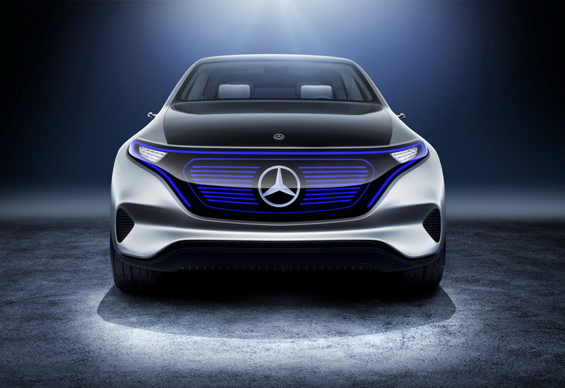 "2016 Mercedes‑Benz ""Generation EQ"" Concept High Resolution Exterior - image 690160"
