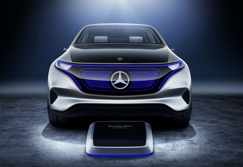 "2016 Mercedes‑Benz ""Generation EQ"" Concept High Resolution Exterior - image 690161"