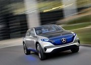 Mercedes EQC vs Mercedes Generation EQ Concept - image 690129