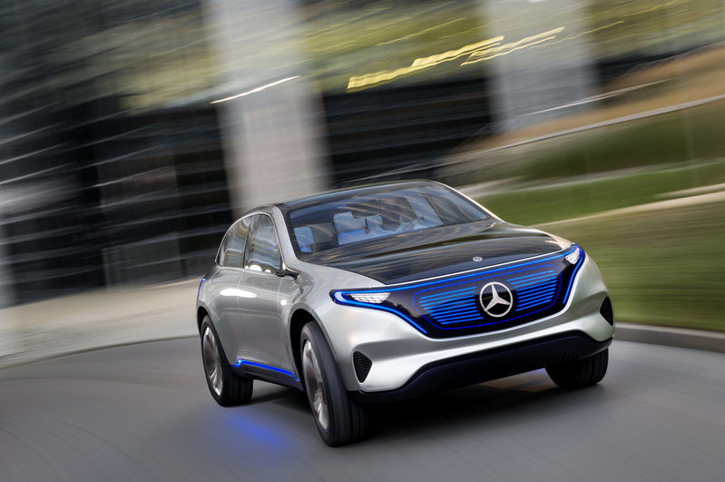 "2016 Mercedes‑Benz ""Generation EQ"" Concept High Resolution Exterior - image 690129"