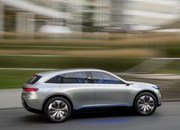 Mercedes EQC vs Mercedes Generation EQ Concept - image 690130