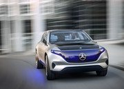 Mercedes EQC vs Mercedes Generation EQ Concept - image 690132