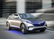 Mercedes EQC vs Mercedes Generation EQ Concept - image 690133