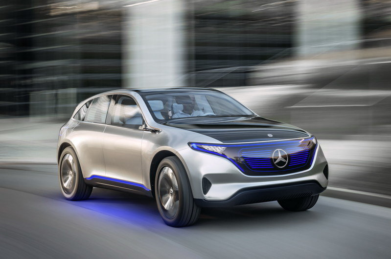 "2016 Mercedes‑Benz ""Generation EQ"" Concept High Resolution Exterior - image 690133"