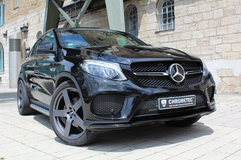 2016 Mercedes-Benz GLE 350d By Chrometec