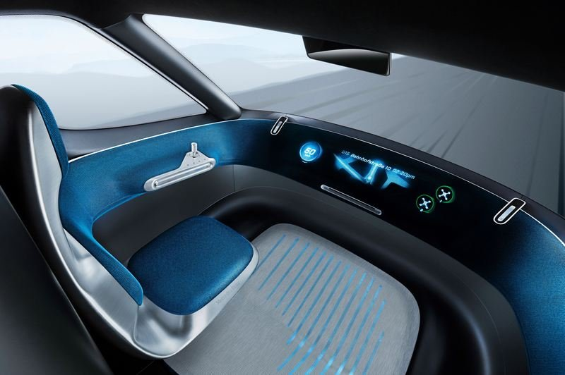 2016 Mercedes Vision Van High Resolution Interior - image 687535