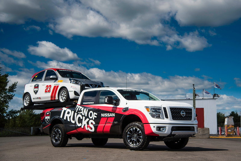 Nissan Announces Titan Hauler XD Project Truck