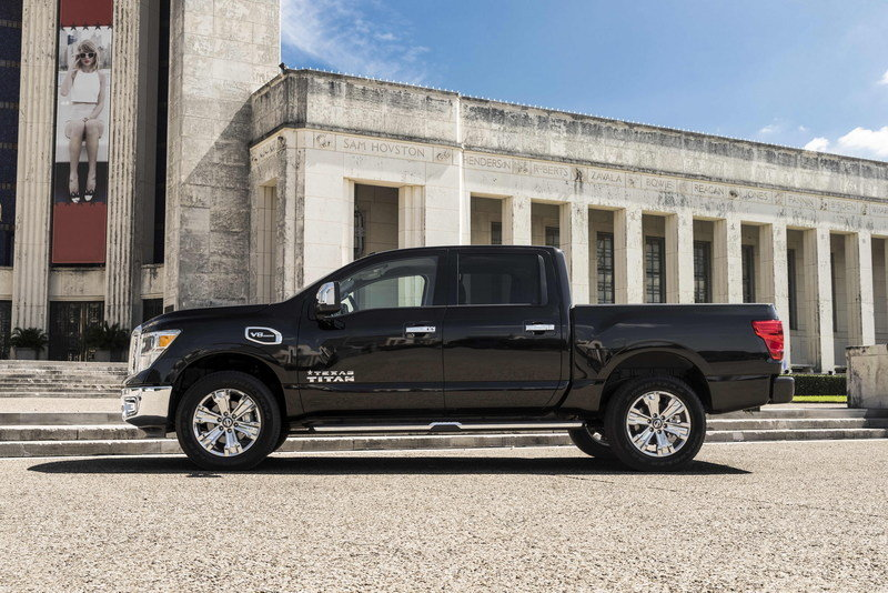 Nissan Jumps into Texas-Themed Truck Packages
