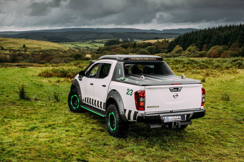 2016 Nissan Navara EnGuard Concept High Resolution Exterior - image 688957