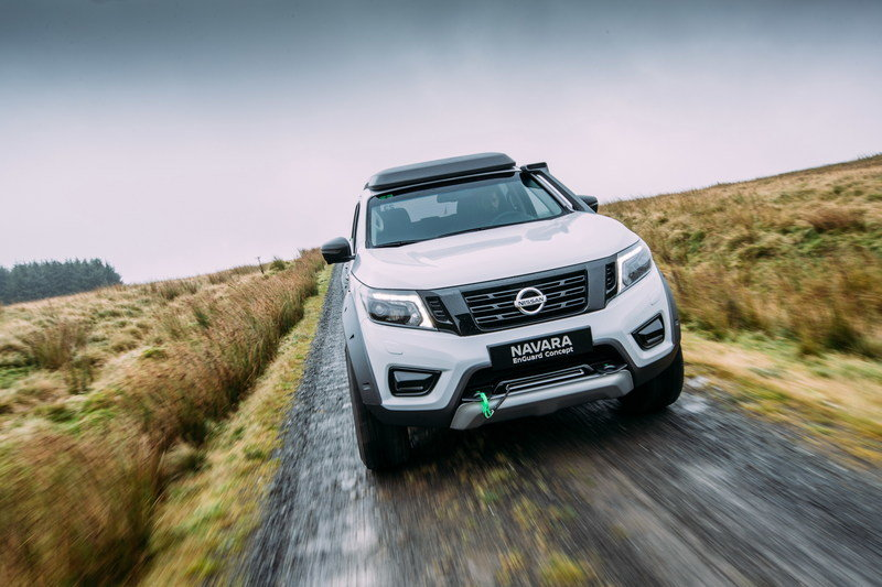 2016 Nissan Navara EnGuard Concept High Resolution Exterior - image 688944