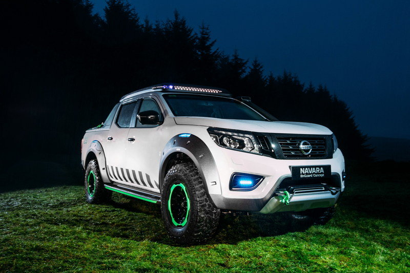 2016 Nissan Navara EnGuard Concept High Resolution Exterior - image 688975