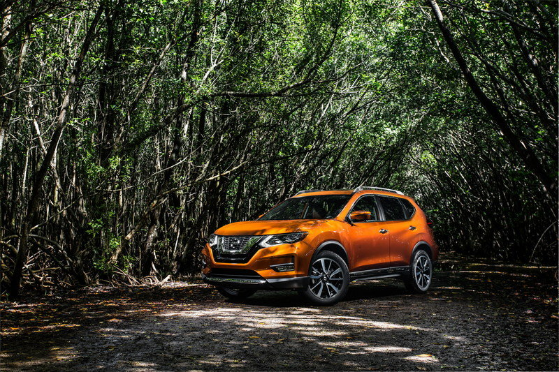 2017 Nissan Rogue High Resolution Exterior - image 687967