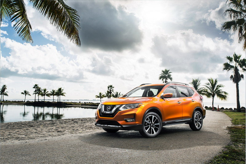 2017 Nissan Rogue High Resolution Exterior - image 687963