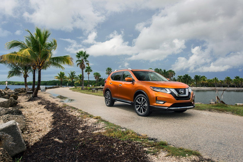2017 Nissan Rogue High Resolution Exterior - image 687964
