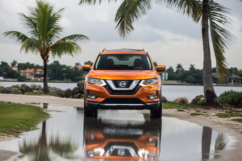 Wallpaper of the Day: 2019 Nissan Rogue