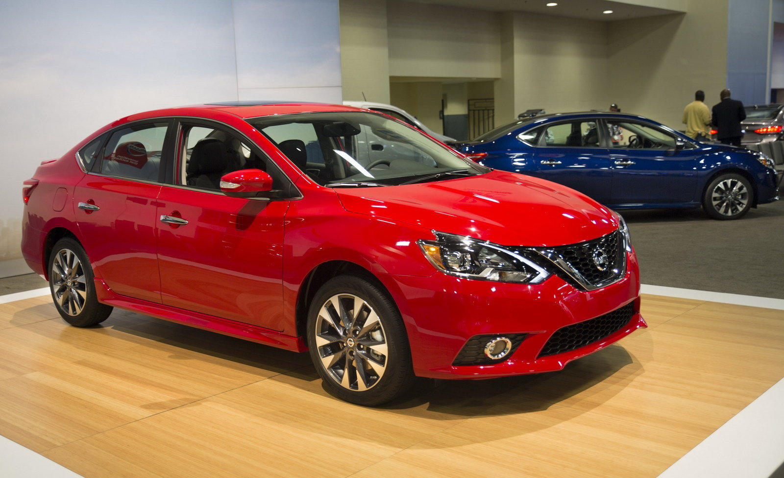 2017 nissan sentra sr turbo picture 687914 car review top speed. Black Bedroom Furniture Sets. Home Design Ideas