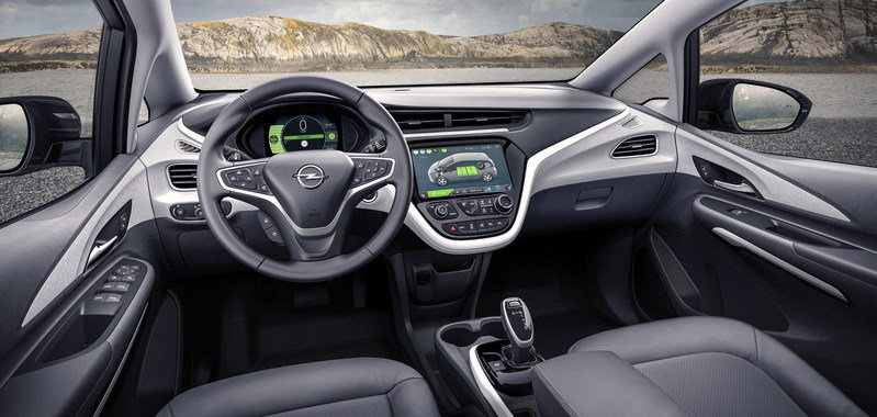 2017 Opel Ampera-e High Resolution Interior - image 690175